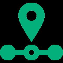 路線図のアイコン